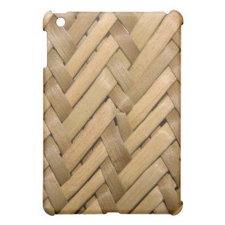 Basket Weave iPad Mini Case