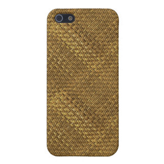 Basket Weave  iPhone 5/5S Covers