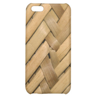 Basket Weave iPhone 5C Cover
