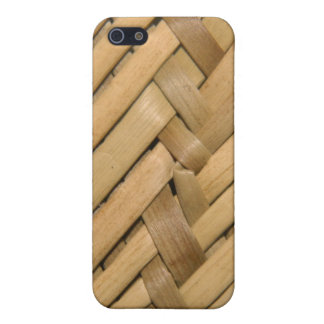 Basket Weave  Case For iPhone 5