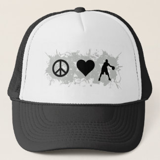 Basketball 1 trucker hat