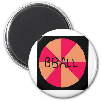 BASKETBALL 2 MAGNETS