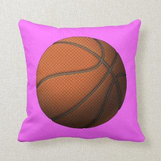 Basketball 2 throw cushions