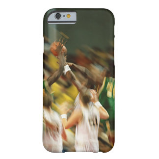 Basketball 3 barely there iPhone 6 case