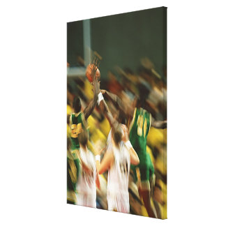 Basketball 3 canvas print