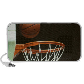 Basketball 5 iPod speakers
