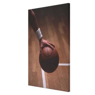 Basketball 6 canvas print