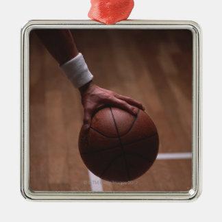 Basketball 6 christmas ornament