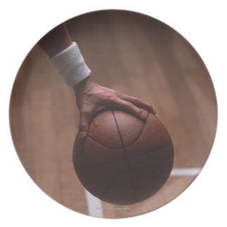 Basketball 6 plate