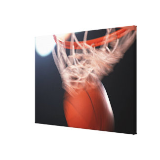 Basketball 7 canvas print