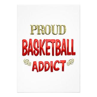 Basketball Addict Invite