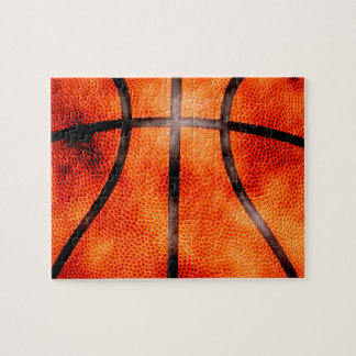 Basketball All Day Grunge Style Jigsaw Puzzle