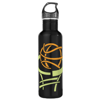 Basketball And Net 710 Ml Water Bottle