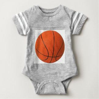 Basketball apparel baby bodysuit