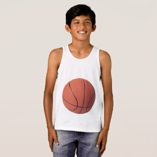 Basketball apparel tank top