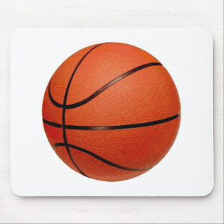 Basketball Art Mouse Pad