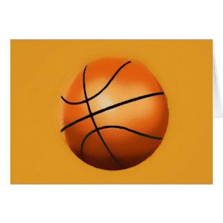 Basketball Artwork Cards