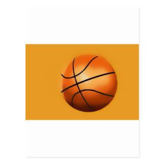 Basketball Artwork Post Cards