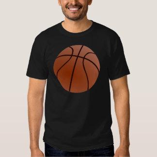 Basketball Artwork T Shirt