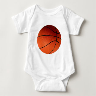 Basketball Baby Bodysuit