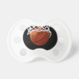 Basketball Baby Pacifiers