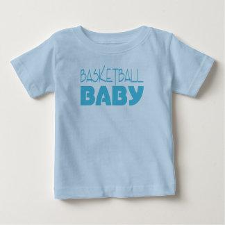 Basketball Baby Wear (Blue) Baby T-Shirt