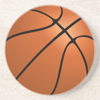 basketball (ball) coaster