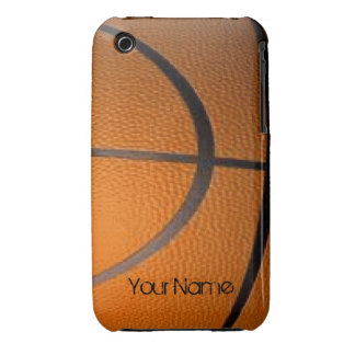 Basketball Ball Custom iPhone 3 Covers