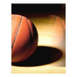 Basketball Ball Personalized Flyer