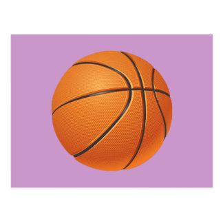 Basketball Ball, Team Sport Postcard