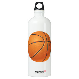 Basketball Ball, Team Sport SIGG Traveller 1.0L Water Bottle