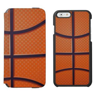 Basketball Ball Incipio Watson™ iPhone 6 Wallet Case