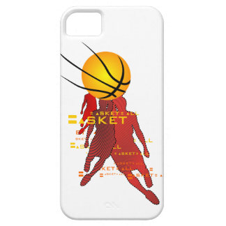 Basketball Barely There iPhone 5 Case