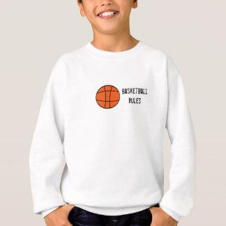 basketball, BasketballRules Sweatshirt