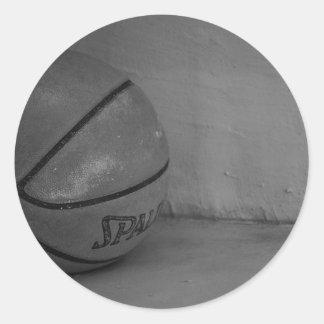 Basketball Beauty Sticker