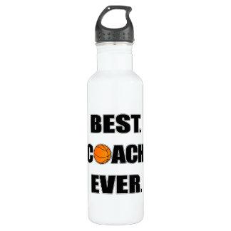 Basketball Best Coach Ever 710 Ml Water Bottle