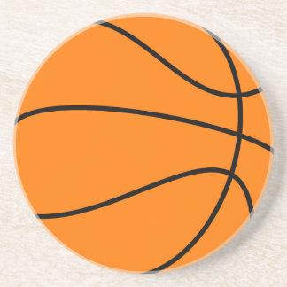 Basketball Beverage Coasters