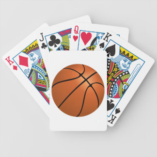 basketball bicycle poker cards