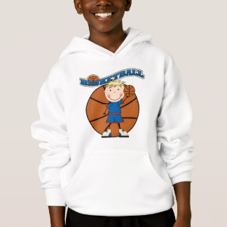 BASKETBALL Blond Boy T-shirts and Gifts