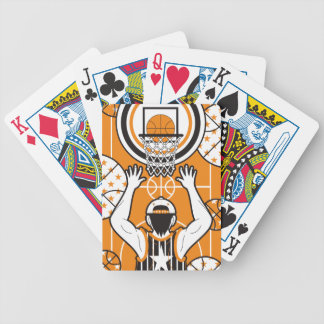 Basketball boy (Men's basketball) Playing Cards