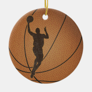 Basketball Boy Ornament