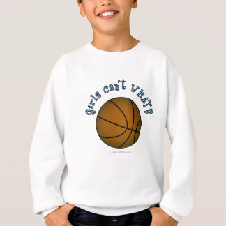 Basketball - Brown/Sky Blue Sweatshirt