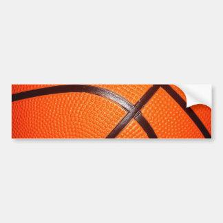 Basketball Bumper Sticker