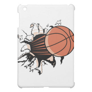 Basketball Burst and Gifts iPad Mini Cover