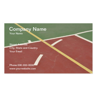 Basketball Business Card Business Cards