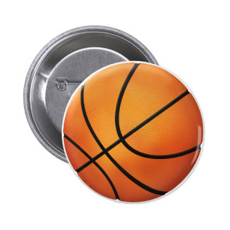 Basketball Button