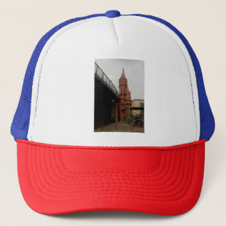 Basketball cap with Oberbaumbrücke