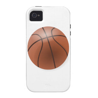 Basketball iPhone 4/4S Cases