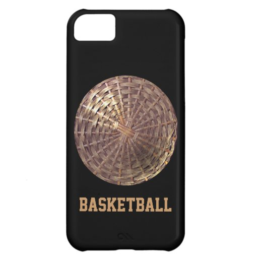Basketball iPhone 5C Covers