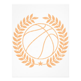 Basketball Champions Graphic 21.5 Cm X 28 Cm Flyer